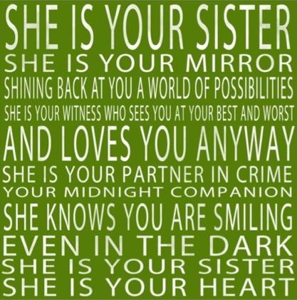 happy birthday lil sister